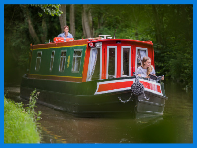 Alvechurch Marina Holidays & Short Breaks